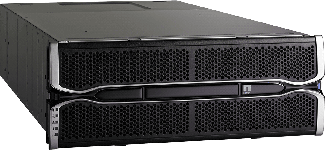 Virtual Desktop Infrastructure Powered by Netapp Storage