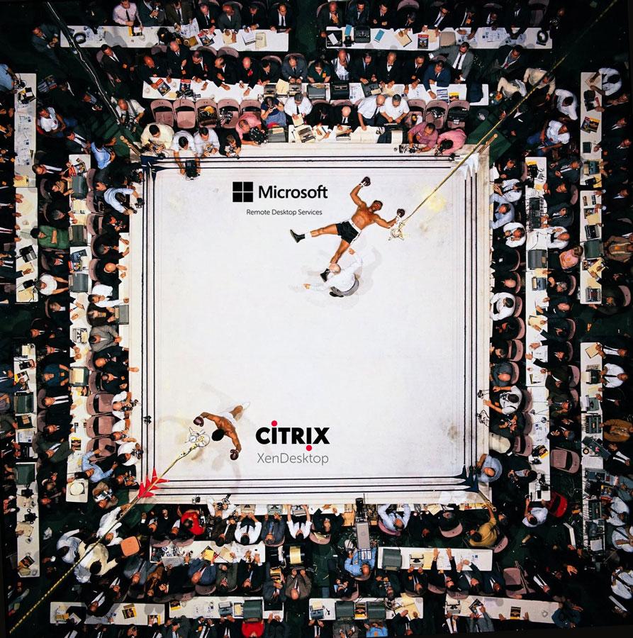 Citrix vs remote desktop knockout in the ring